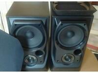 Mission speakers.