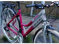 Ladies Viking Heritage Aluminium Hybrid Commuter Shopper Women's Mountain Bike