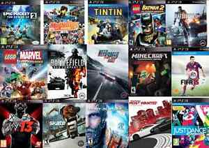 Various PS3 Games $4.00-$23.00 Athelstone Campbelltown Area Preview