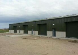 Commercial units to let brand new build