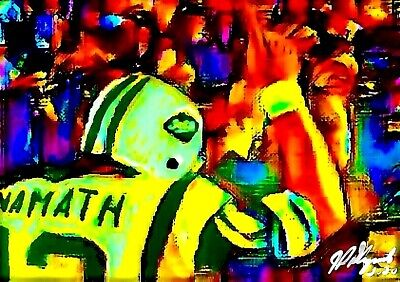 New York Jets Joe Namath SB III Prediction becomes Reality-l
