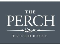The Perch Inn Junior Sous Chef