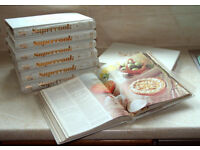 Supercook Books. 8 volumes. complete set including full index.