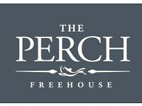 Perch Bar Manager