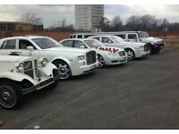 Wedding cars hire in Preston/ Rolls Royce hire in preston/vintage beauford classic car hire Preston