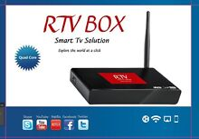 Android Tv box RTV box Indian Tv Pakistan Tv IPTV Bangla Tamil Ngunnawal Gungahlin Area Preview