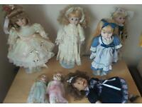 Dolls from royal doulton