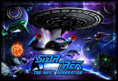Star Trek the Next Generation Pinball Alternate Translite 2 to choose from