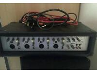Phonic amp