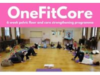 Core and Pelvic Floor Restoring 6 week course