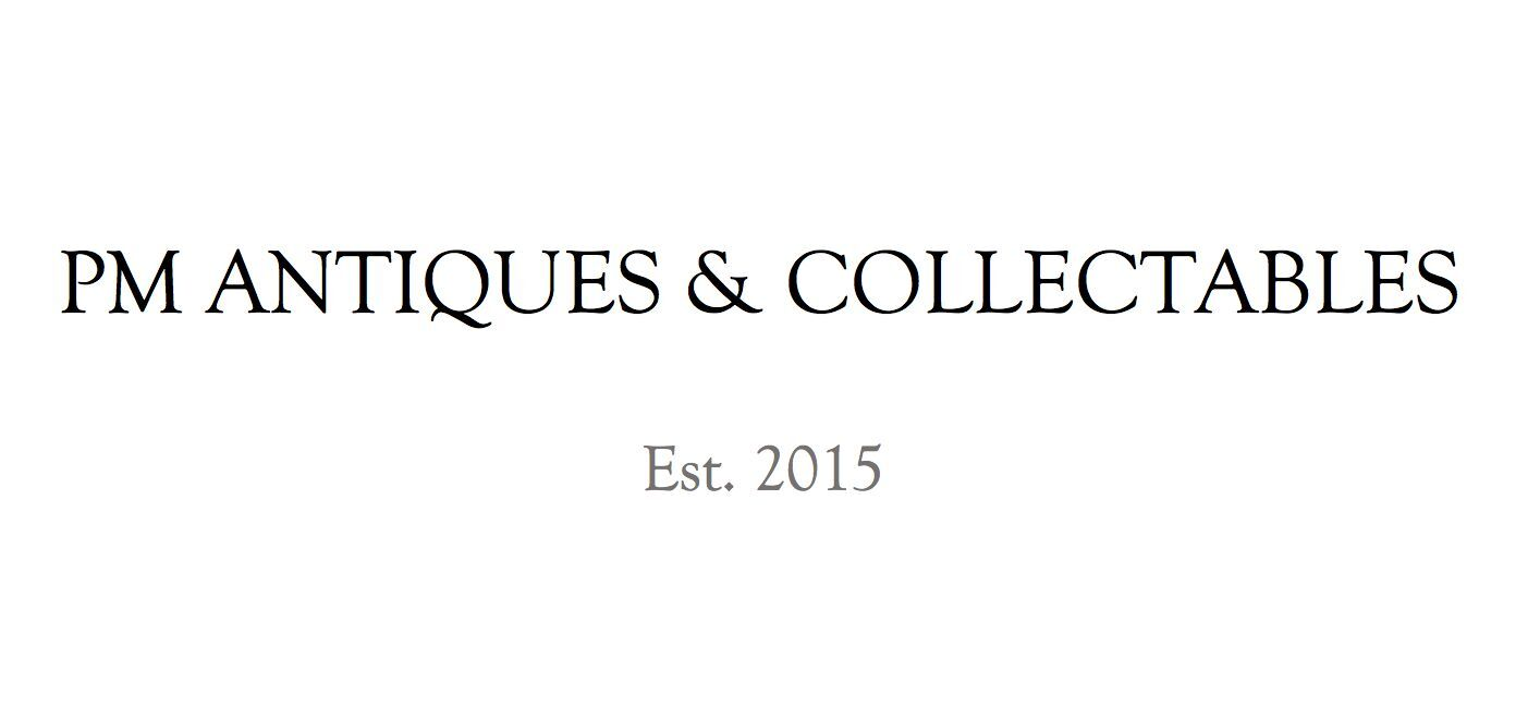 PM Antiques and Collectables