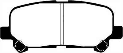 Disc Brake Pad Set-EBC 6000 Series Greenstuff Truck/SUV Disc Brake Pad Rear