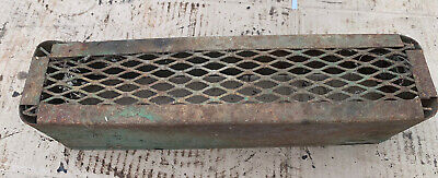 John Deere 620 630 In Frame Toolbox Tool Box Original Nice Shape