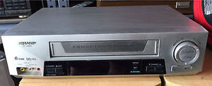 Sharp VHS Video Cassette Recorder VCR Player Stanhope Gardens Blacktown Area Preview