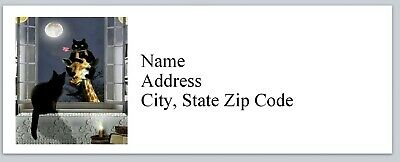Personalized Address Labels Cats Buy 3 Get 1 Free Bx 610