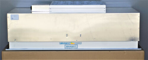 AMERICAN CLEANROOM SYSTEMS FAN FILTER UNIT HEPA PLEAT II 99.997 ACS24482 277 V