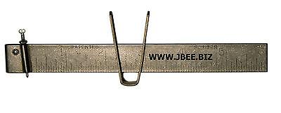 Jbee Sc-1 6 Stainless Steel Scriber Sheet Metal Wimco Quick Set American Made