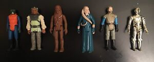 TRADE ONLY Star Wars vintage figs, Lego, Black series