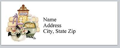Personalized Address Labels Primitive Country Spa Buy 3 get 1 free (bx 384)
