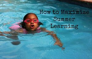 How to Maximize Summer Learning