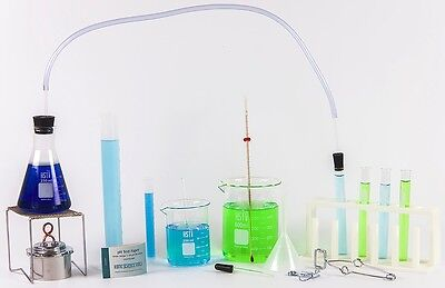 Chemistry Equipment Set