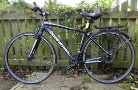 Boardman Hybrid sports bike
