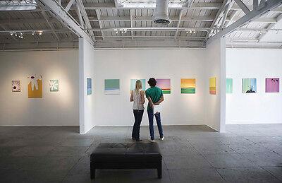 Kulturelles Kontrastprogramm: Lass Dich in Galerien inspirieren. (© Thinkstock via The Digitale)