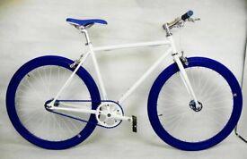 Brand new TEMAN single speed fixed gear fixie bike/ road bike/ bicycles + 1year warranty lll0