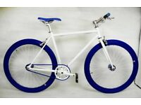Brand new TEMAN single speed fixed gear fixie bike/ road bike/ bicycles + 1year warranty 11q