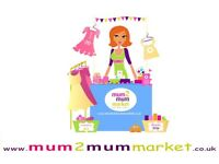 Redditch Mum2mum Market Children's Nearly New Sale!