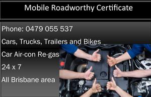 R.W.C Roadworthy Certificates - Safety Certificates Mount Gravatt Brisbane South East Preview