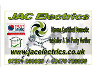 Fully Insured and Qualified Domestic Electrician
