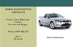 Roadworthy Certificates - Safety Certificates Mobile Service Springwood Logan Area Preview