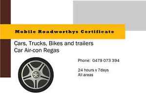 Roadworthy Certificates - Mobile Service Indooroopilly Brisbane South West Preview