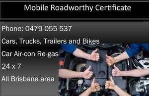 R.W.C Roadworthy Certificates - Safety Certificates