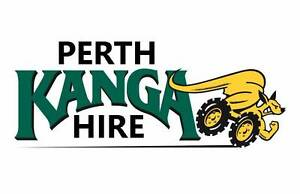 Equipment and Machinery Hire Perth Perth City Area Preview