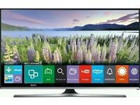 "Samsung 32"" LED smart wifi built USB MEDIA PLAYER HD FREEVIEW"