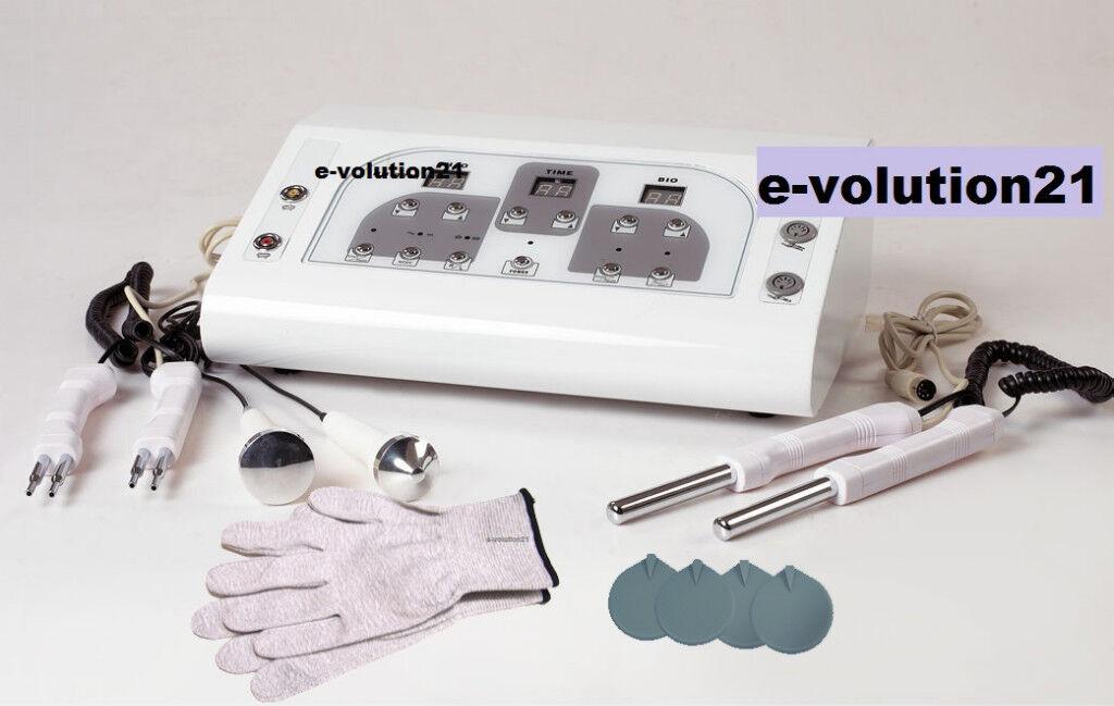 Microcurrent Ultrasound Facial Toning Lifting Machine