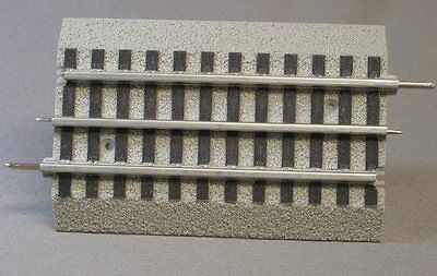 "LIONEL FASTRACK LOT train fast track HALF STRAIGHT 5"" inch o gauge 6-12024"