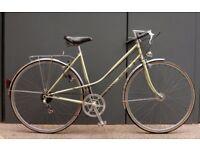 Reduced for quick sale : Beautiful vintage Motobecane ladies racer, 1981, mint condition
