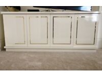 Luxury Four Door Sideboard Ivory | RRP £4,423