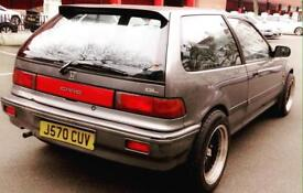Honda Civic ef not vti type r b16 b16 k20 ep3 ek ej em Jordan retro classic bargain cheap quick sale
