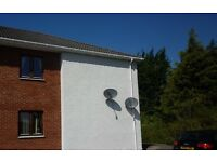 **NOW LET -Thanks for interest ** Unfurnished 2 bedroomed 1st floor flat