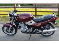 1993 Triumph Trident 750 Stunning Look At Photos, Low Milage 23K, MOT, Rides, Runs & Sounds Awesome