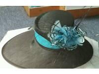 Hat .stunning oval shape
