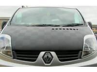 vivaro/ primastar/ traffic bonnet bra