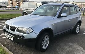2005, BMW X3 SE, 2.5 Petrol, 4 x 4, 6-Speed Manual, 5-Door, Beautiful Condition