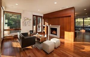 Premium Grade Jatoba Hardwood flooring for SALE!!! $5.99/ft