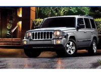 Special edition Jeep Commander