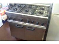 Lincat Commercial Oven SLR9 Model